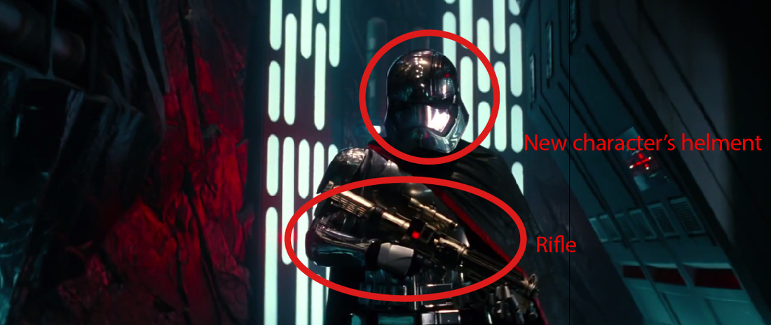 Phallic Symbolism In The Star Wars The Force Awakens Trailer Duck